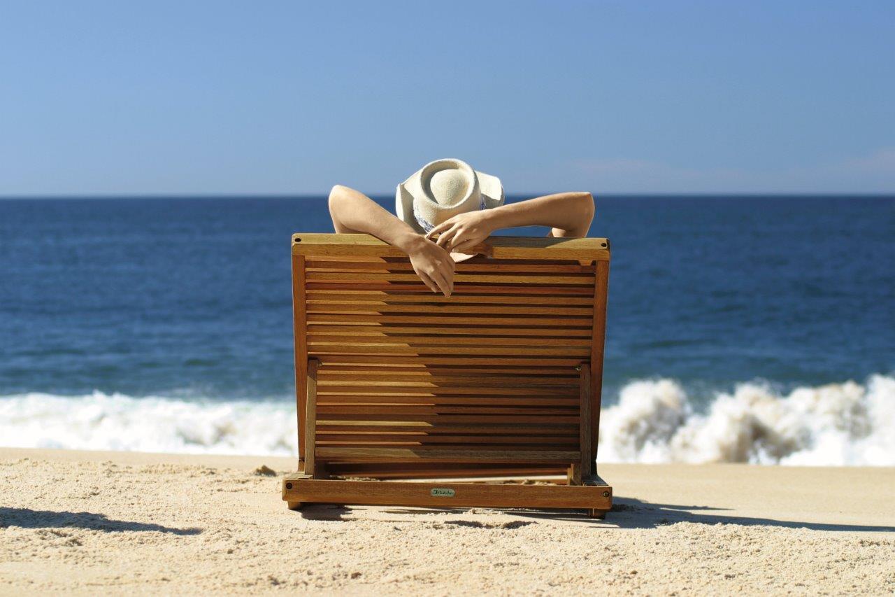Cadeira Chaise Espreguiçadeira Butzke Ibiza - Linha Sol - A Espreguiçadeira mais chique do Mercado