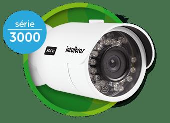 VHD 3030 B Full HD Câmera HDCVI com infravermelho Marca Intelbras Linha Digital