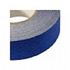Fita Antiderrapante Adesivada Escada Cor Azul