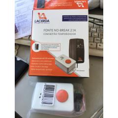 Fonte Nobreak com automonia de 120 minutos Lacerda - Ideal para Porta Magnetica