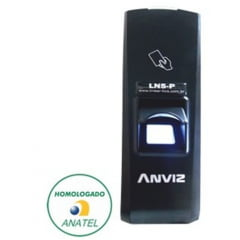 Leitor de Acesso Linear Ln5 Linear para Porta Pesdetre Predial (Biométria)