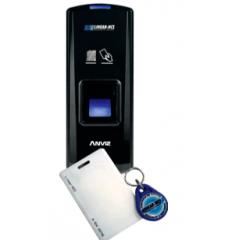 Leitor Biométrico Linear Para Pota Pedeste  - Marca: Linear Modelo: Ln 05 - Ideal para Condomínios